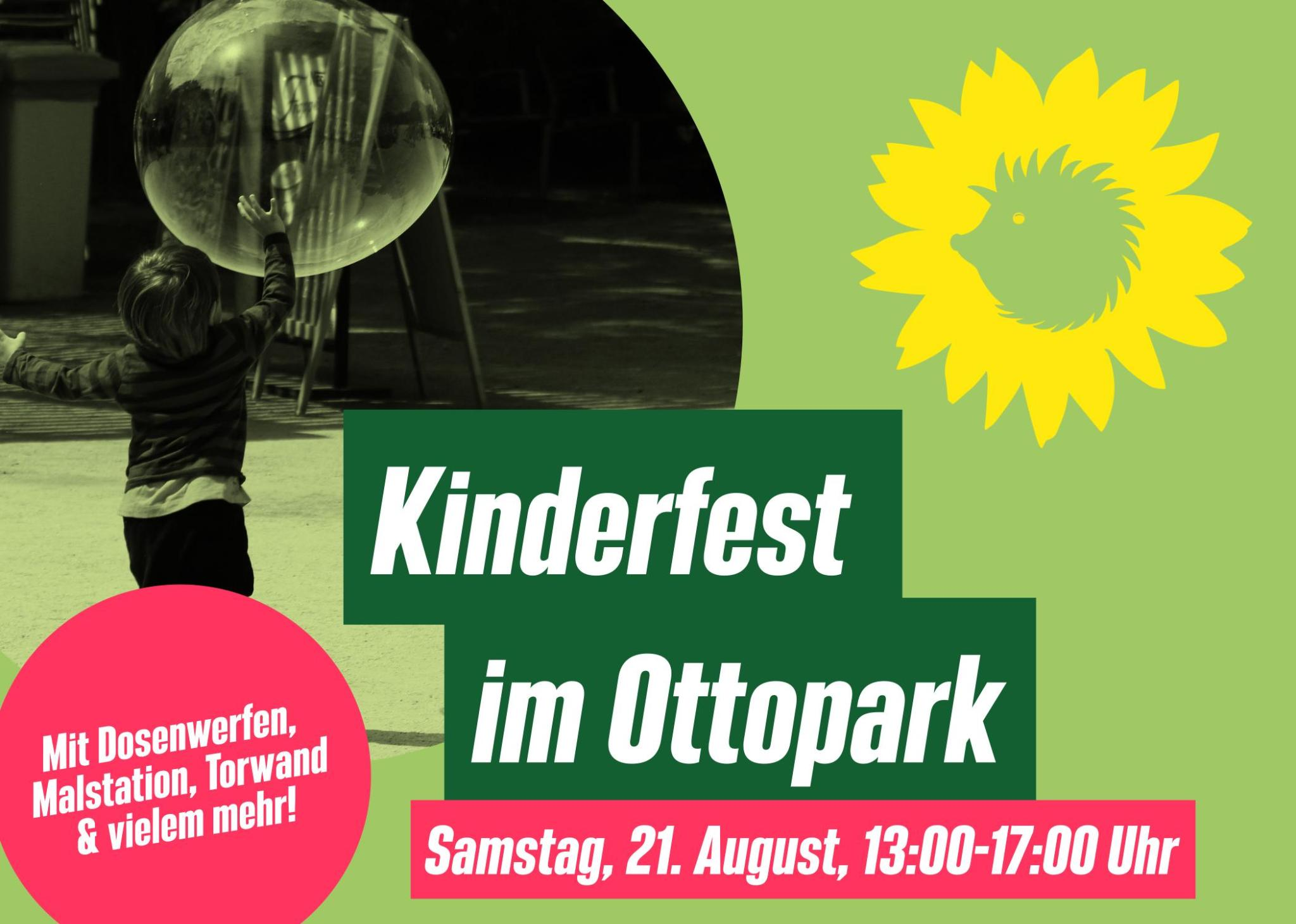 Kinderfest im Ottopark
