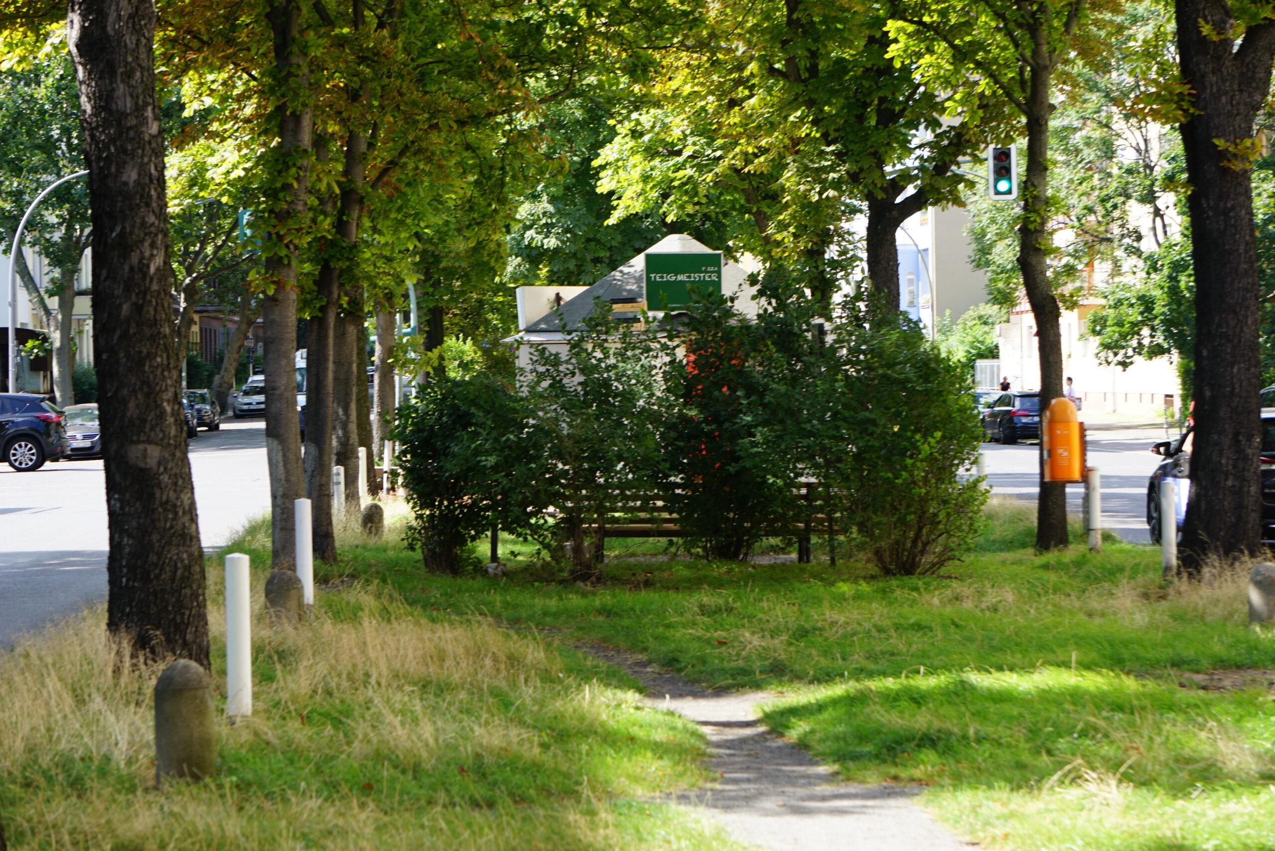 Mehr Freude an den Kastanien in der Levetzowstraße